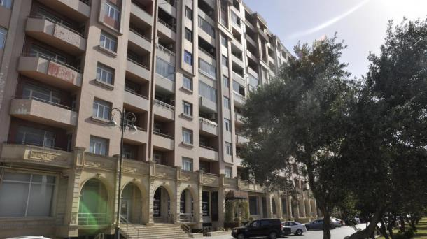 Апартаменты по проспекту Ходжалы
