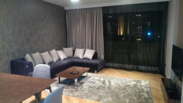 Апартаменты в Порт Баку , 2 спальни
