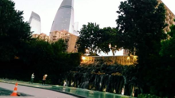 3х-комнатная квартира в центре Баку