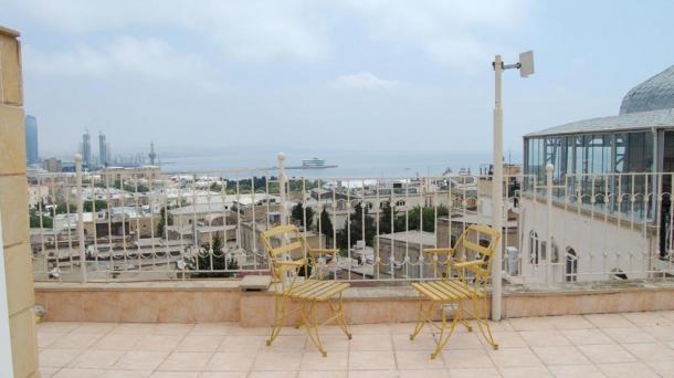 Апартаменты с террасой в Ичери Шехер