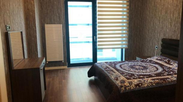 Сдается 3 комнатная квартира в комплексе Гюлистан