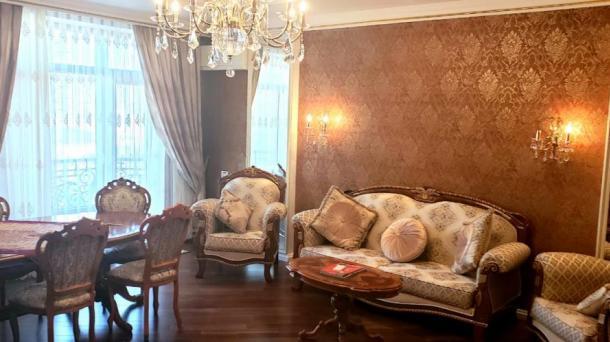 3 комнатная квартира в Азинко, возле Порт Баку над магазином Феррари