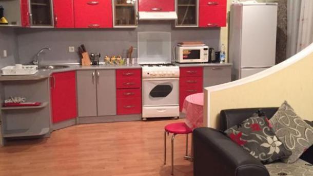 Апартаменты, 2 спальни возле Каспиан Плаза